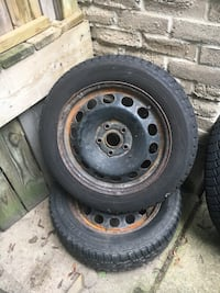 Winter tires 205/55/16 London, N6K 3A8