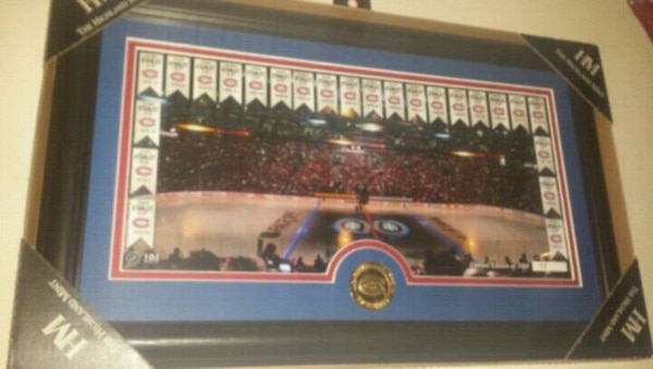 Montreal Canadiens picture collectible