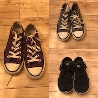 Women shoes size 6.5 converse and Nike  Chevy Chase, 20815
