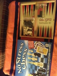 No Stress chess board box Alexandria, 22304