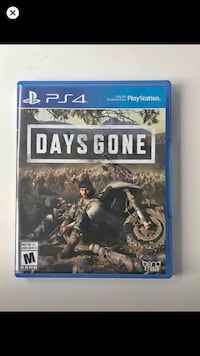 Days gone ps4  Vancouver, V5T 3M1