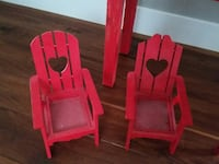 HEART Chairs Richmond