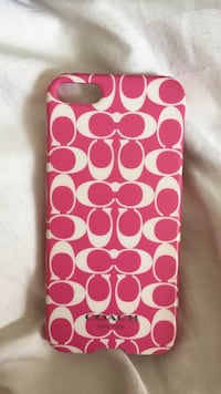 white and pink coach iphone case Sudbury, P3C