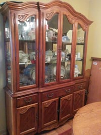 china cabinet and hutch Vaughan, L6A