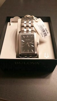 Men's Bulova watch  Calgary
