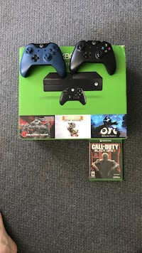 XBOX ONE w BO3 and extras  Mill Valley, 94941
