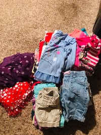 Girls 3T clothes  Lubbock, 79412
