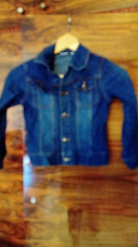 blue denim jacket Bandhagen, 124 62