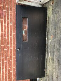 Solid Wood Entry Door London