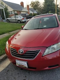 red Mercedes-Benz car Hyattsville, 20783