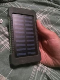 Solar phone charger and battery pack Salt Lake City, 84118