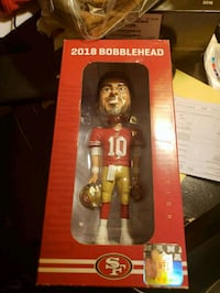 Jimmy g bobblehead  Vallejo, 94590