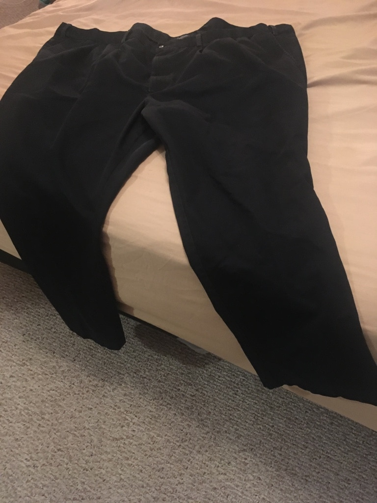 Photo Men's big and tall pants