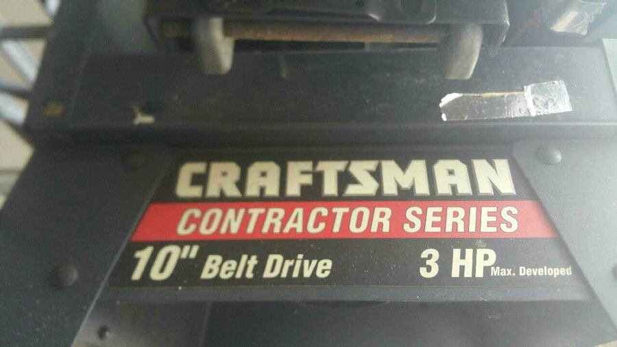 Table saw - Fort Myers