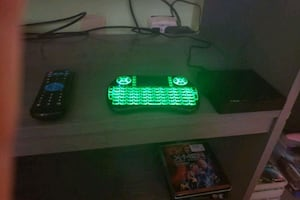 Fully programmed android box