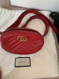 Gucci belt bag. Authentic. Worn a few times. Pride is firm.  Vaughan, L4H 2C4
