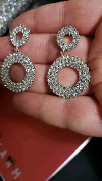 SILVER / GOLD ERRING FOR WOMEN NEW