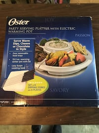 Electric warming serving tray Cleveland, 37312