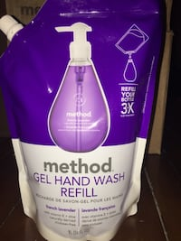 Method Foaming Wash Refill, assorted scents, including unscented Mississauga, L5M 0C6