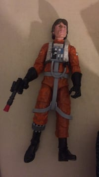 star wars luke skywalker collectible Rocky Point, 11778