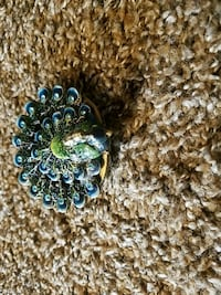 blue and green floral accessory Frederick, 21702