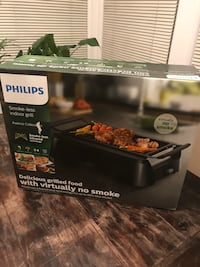 Philips Smokeless Grill Portland, 97205