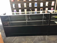 Retail display glass counter 6ft Downey, 90241