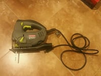 black and yellow corded power tool Colesville, 20904