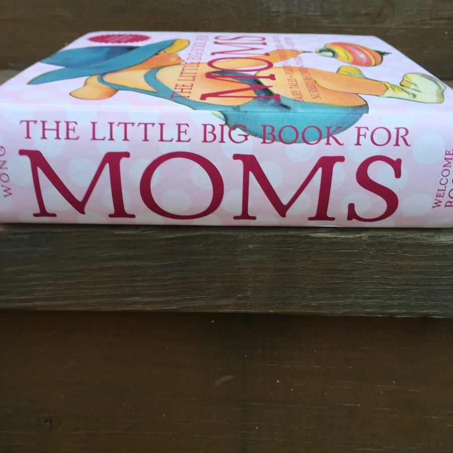 The Little Big Book For Moms - Hardcover - 354 Pages - Like New 25a4bfb4-68fd-4ce6-9c43-a15faa4fef4a