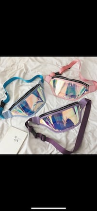Pink , blue and purple Fanny packs  Waldorf, 20603