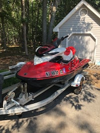 Wave runner with double trailer Egg Harbor Township, 08234