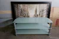 TV stand and Frame Chestermere