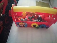 red Mickey Mouse tool box Hagerstown, 21742
