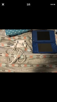 Nintendo DS-XL with games!!