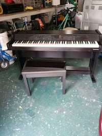 Technics SXPr60 digital piano.