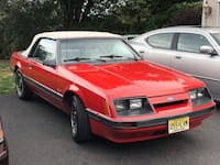1985 Ford Mustang LX 5.0L Convertible  Lansdale