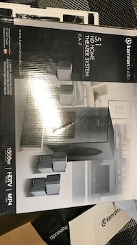 Kamron audio 5.1 HD Home Theater System (Speakers) San Antonio, 78260