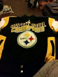Steelers 6X Super Bowl Championship Jacket Chillicothe, 45601