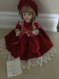 Hand made porcelain doll Vaughan, L4H 0Y3