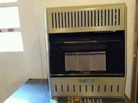 Natural gas heater Columbia, 39429