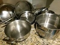 stainless steel cooking pots Ankeny, 50021