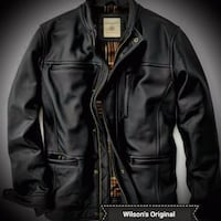 Wilson's leather jacket  Frederick, 21701