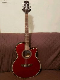 TAKAMINE G SERIES EG260C WR IN RED WINE COLOR  Chicago, 60608