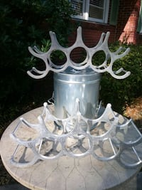 Aluminum Wine Racks