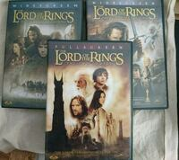 The Lord of the Rings DVD Toronto, M6P 4B2