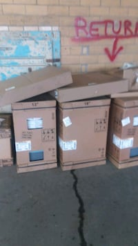 New furnaces and central air. Include installation Toledo