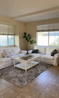 3 seater White IKEA Couch only -washable covers Costa Mesa, 92627