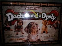 Dachsound opoly game