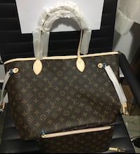 Louis Vuitton neverfull mm monogram Toronto, M1N 1V3