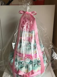 Baby Diaper cakes  Mississauga, L4Z 1A1
